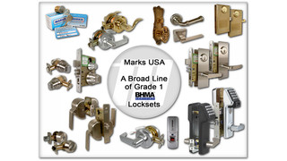 Value Engineered Lock Hardware