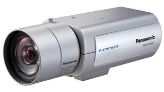 WV-SP300 H.264 Series Megapixel Fixed Network Camera and the i-Pro WV-SF300 H.264 Series Megapixel Fixed Mini Dome Network Camer