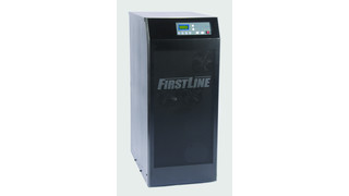 FLU-10S three-phase Uninterruptible Power Supply (UPS)
