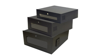 DVR Security Enclosure