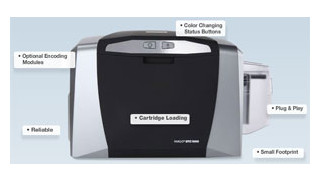 Fargo DTC1000 card printer