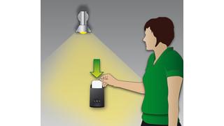Energy saving Mifare reader