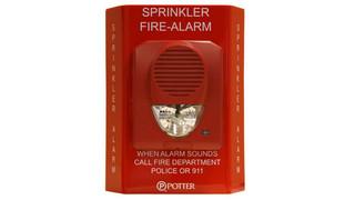 SASH 24, SASH 120 (Spinkler Alarm Strobe/Horns)