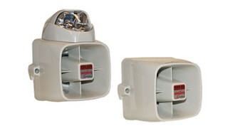 Amseco SSX-52 Series indoor/outdoor siren