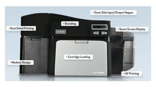 DTC4000 card printer