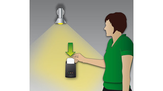 Energy saving Mifare reader