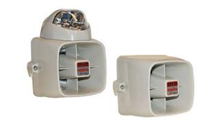 Amseco SSX-52 Series indoor/outdoor siren