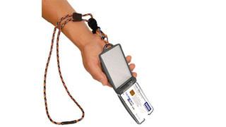One Hander Card Holder