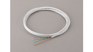 Spineless Cat 6 Cabling