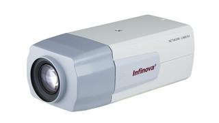 V6221-G Series Megapixel Network Zoom Camera