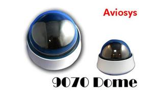 Aviosys adds HD dome model to its 9070 IP Kamera series