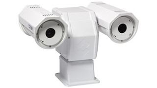 High-Resolution Thermal Security Cameras