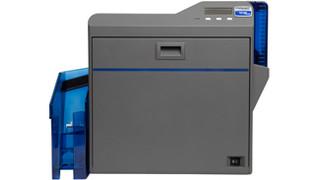 SR200 and SR300 retransfer card printers