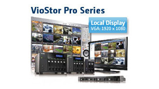 QNAP to launch VioStor Pro Series NVR