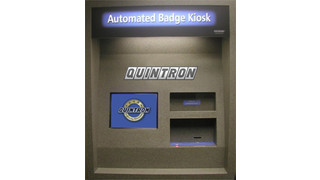 Automated Badge Issuance and Information Kiosk (ABIIK)