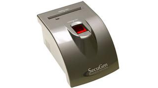 iD-USB SC/PIV fingerprint and smart card reader