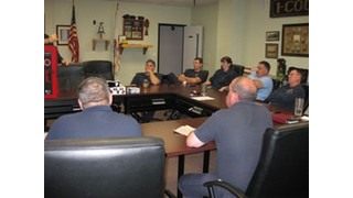 Silent Knight hosts training seminar for firefighters