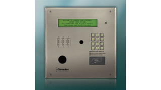 Camden releases integrated telephone entry and access control system