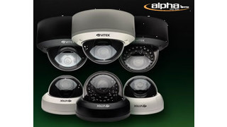 Alpha Series Dome Cameras
