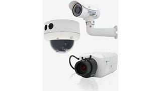 Illustra 400 Series IP cameras