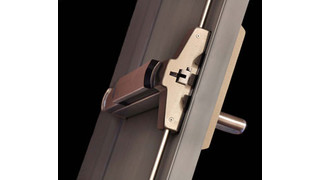 Corbin Russwin releases new multi-point exit device latching system