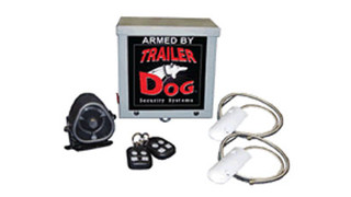 Trailer Dog announces patented security system for mobile and offsite assets