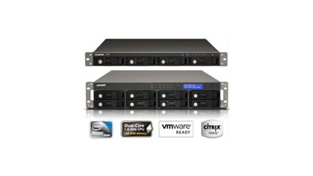 QNAP releases three new Turbo NAS servers