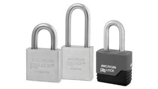 American Lock debuts stainless steel solid padlocks
