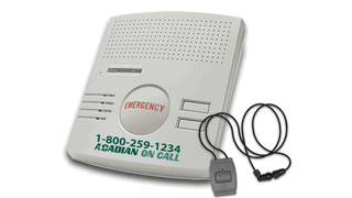 emergency reponse medical alarm console