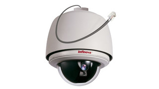 Infinova to introduce new ONVIF-compliant IP and megapixel cameras