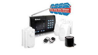 Home Wireless Alarm System