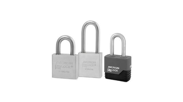 American Lock debuts stainless steel solid padlocks