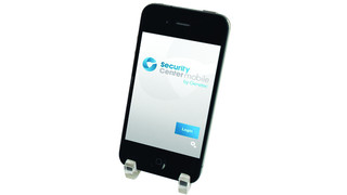 Security Center Mobile App