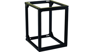 ER-W24 wall-mounted equipment rack