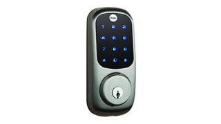 Touchscreen Deadbolt and Lever Locks