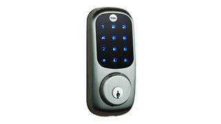 Touchscreen Deadbolt and Lever Locks