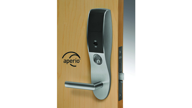 Profile Series V.N2 Lock with Aperio Technology