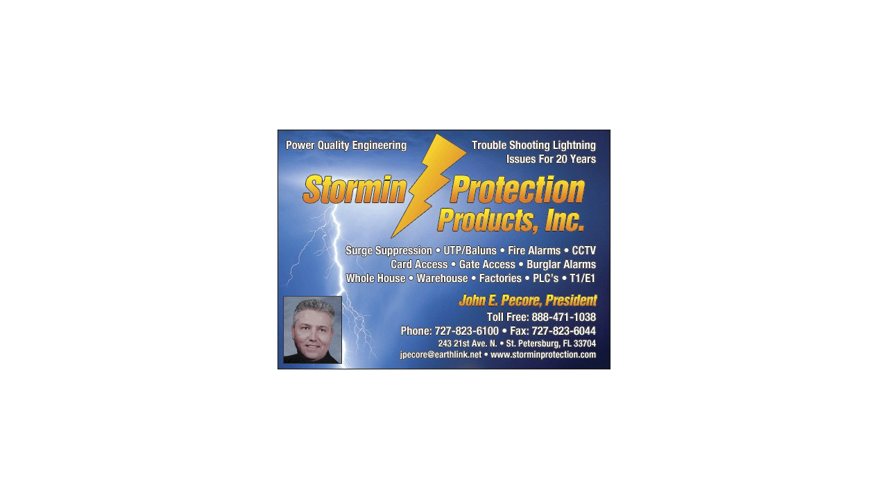 Aaa Stormin Protection Products Inc Company And Product