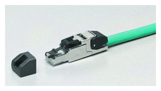 CAT6 RJ45 field wireable connectors