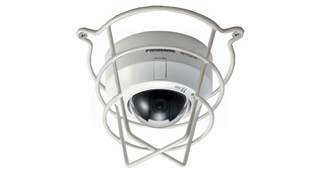Chase releases new wire guard for CCTV cameras