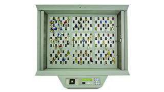 9 module KeyWatcher Illuminated Cabinet System