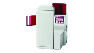 PR5360LE Card Printer