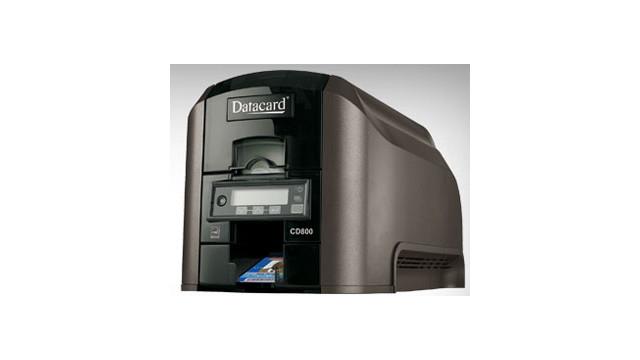 Datacard debuts CD800 desktop card printer