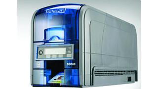SD360 Desktop Card Printer