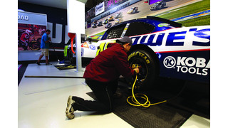 The Charlotte Pit Stop