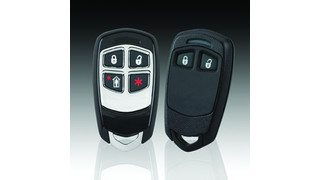 5834-4EN and 5834-2 Compact Wireless Keys
