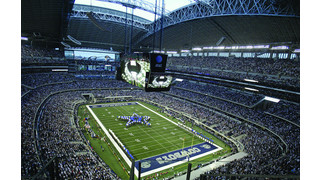 Dallas Stadium Integrates Flexible Fire Sprinkler Protection