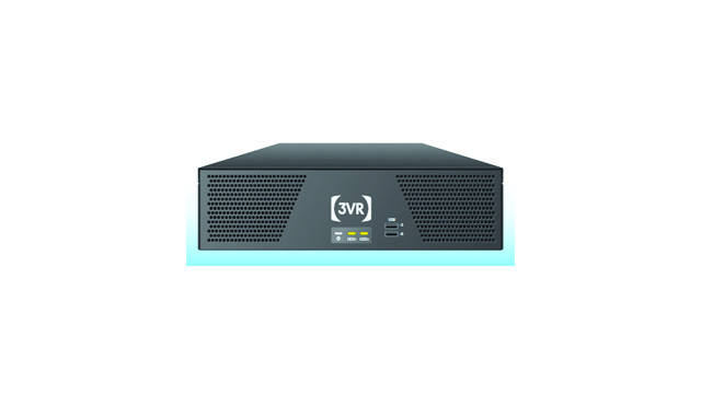 S-Series Video Intelligence Appliance