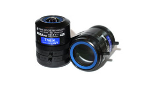 Basler offers Theia's newest 5 megapixel lenses as accessories