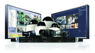 Bosch HD video surveillance product line